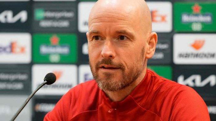 AS Roma vs Ajax Amsterdam Kick Off 02.00 WIB, Erik ten Hag: Kami Belajar dari Kekalahan di Leg 1
