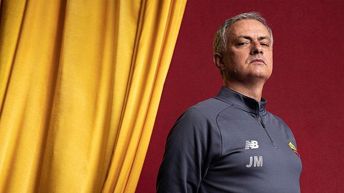 Jelang Juventus vs AS Roma, Jose Mourinho: Saya Akan Bawa Trofi Juara untuk AS Roma