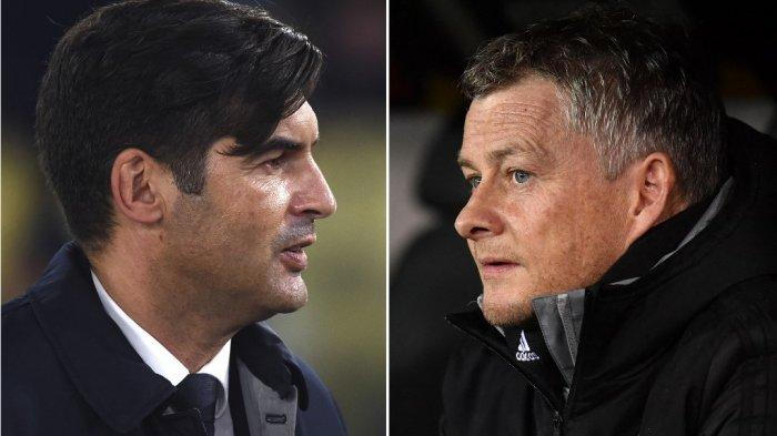Manchester United vs AS Roma Kick Off 02.00 WIB, Paulo Fonseca: MU Tim Hebat Tapi Kami Punya Ambisi