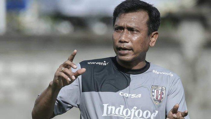 Pelatih Bali United Mundur Untungkan Persija Jakarta di Laga Pekan ke-33