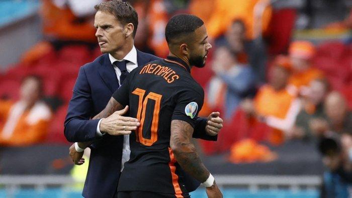 Belanda Menangi 3 Laga Babak Grup C, Frank De Boer: Kami Terlihat Bagus