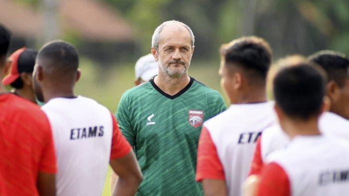 Kedatangan Eks Pelatih Ceres Negros, Borneo FC Taruh Harapan Tinggi