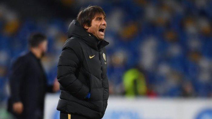 Inter Milan Menang, Antonio Conte Bicara Soal Remelu Lukaku, Alexis Sanchez dan Lautaro Martinez