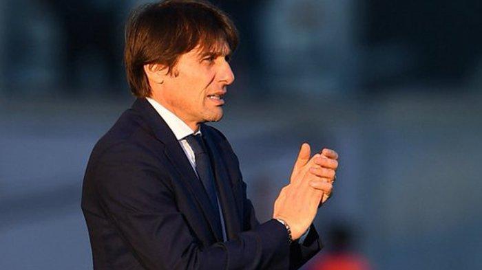 Pelatih Inter Milan Antonio Conte bicara soal kemenangan Inter vs Juventus, Minggu (17/1/2021)