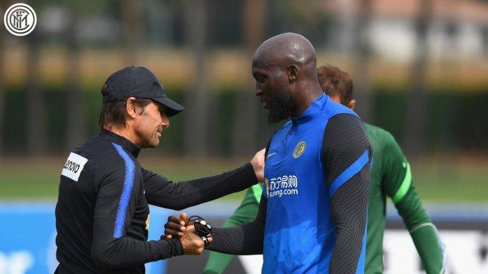 Antonio Conte Tinggalkan Inter Milan Setelah Juara, Romelu Lukaku: Aku Berutang Banyak Kepadamu