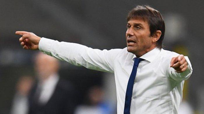 Pelatih Inter Milan asal Italia, Antonio Conte bicara soal hasil vs AC Milan