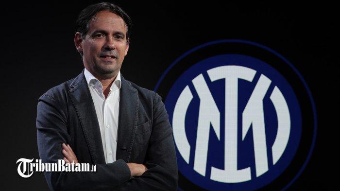 Pelatih Inter Milan Simone Inzaghi resmi dikenalkan kepada publik, Kamis (3/6/2021) malam WIB