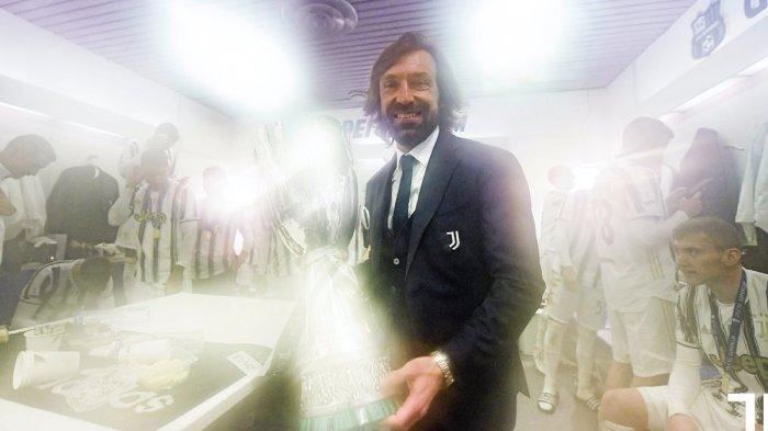 Juventus Juara Piala Super Italia, Andrea Pirlo: Trofi Pertama Sebagai Pelatih, Rasanya Beda