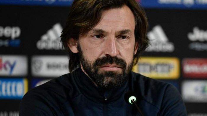 Hasil Udinese vs Juventus Jadi Penentu Nasib Andrea Pirlo, Pelatih Ini Terancam Dipecat