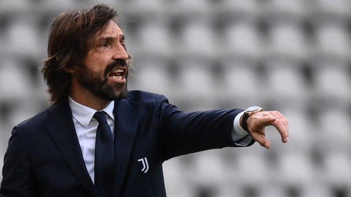 Juventus Imbang Lawan Torino, Andrea Pirlo: Seperti Biasa Kami Mempersulit Diri Sendiri