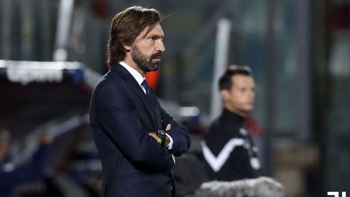 Juventus Imbang Lawan Lazio, Andrea Pirlo: Kami Tampil Hebat, Tapi Kesalahan di Akhir Menghukum Kami
