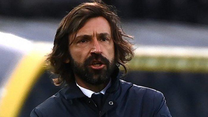 Juventus Kalah Lawan AC Milan, Andrea Pirlo: Saya Tidak Akan Mundur, Saya Akan Bantu Juventus