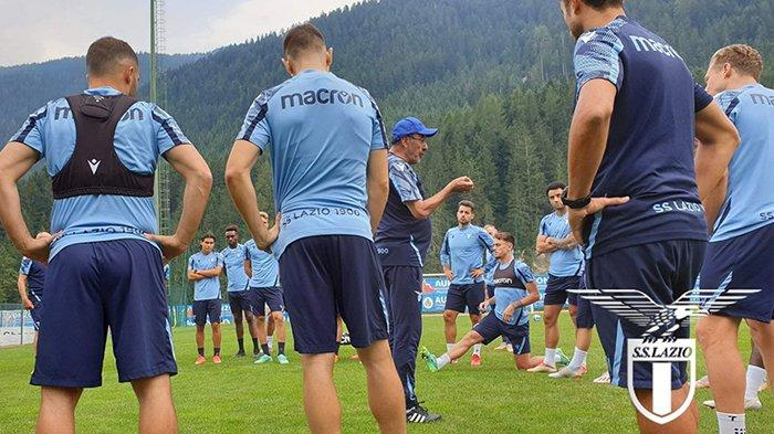 Berita Lazio - Presiden Janjikan Pemain Baru, Lucas Leiva Adaptasi dengan Taktik Maurizio Sarri
