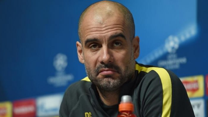 Duel Manchester United vs Man City! Bukan Taktik Mourinho, Inilah Kekhawatiran Utama Guardiola!