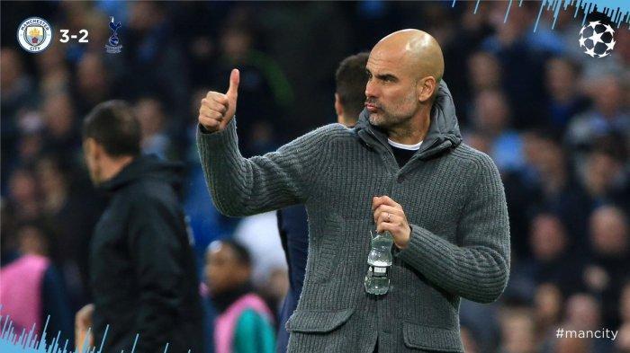 Pep Guardiola Sumbang 1 Juta Euro untuk Bantu Perangi Virus Corona di Barcelona, Spanyol
