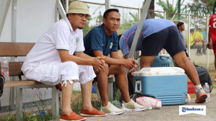 Pelatih 757 Kepri Jaya FC Desak PSSI Keluarkan Jadwal Liga 3 Regional Sumatera