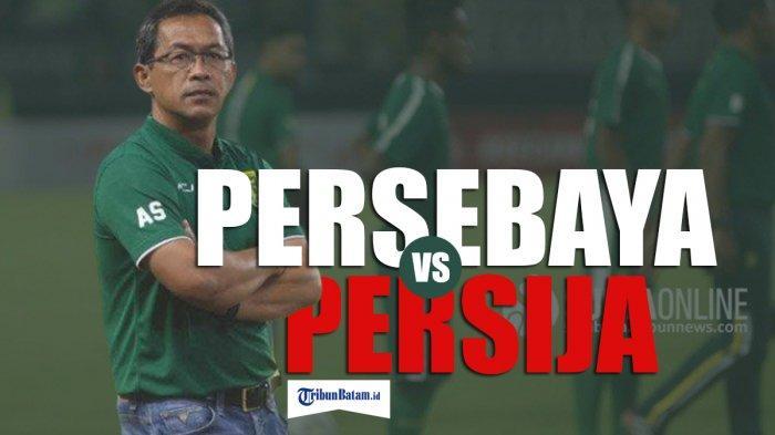 Persebaya vs Persija di Final Piala Gubernur Jatim, Aji Santoso: Pemain Bintang Bukan Jaminan