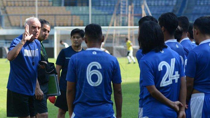Persib vs Madura United - Kehilangan 10 Pemain, Inilah Sisa Kekuatan Persib Bandung vs Madura United