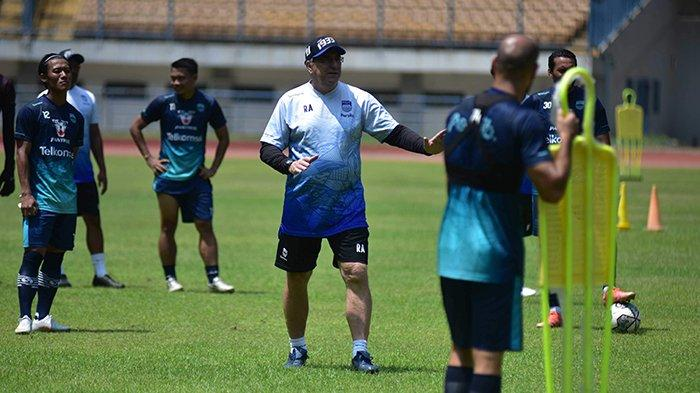 Persib vs Bhayangkara FC di BRI Liga 1 2021, Abdul Aziz Pulih dan Siap Tempur