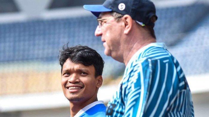 Jadwal Persib Bandung di Piala Menpora 2021, Robert Albert Andalkan Ferdinand Sinaga