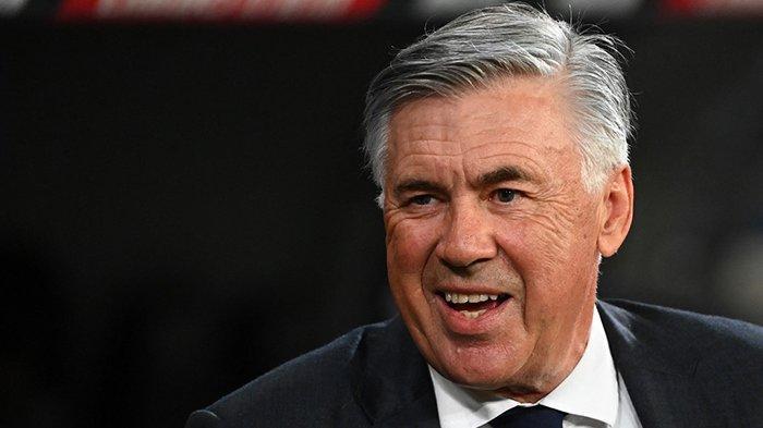 Inter Milan vs Real Madrid Kick Off 02.00 WIB, Ancelotti: Kami Berikan Segalanya