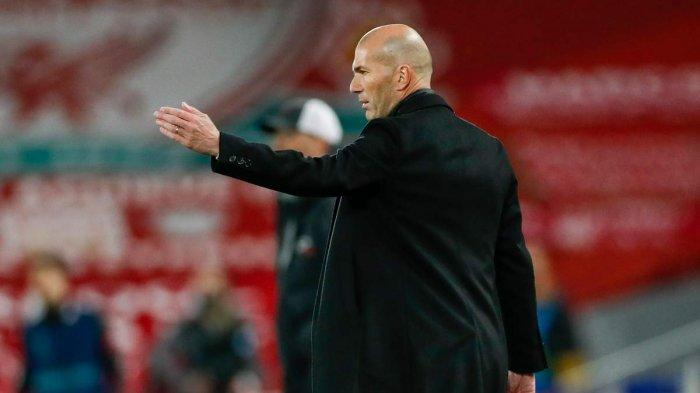 Real Madrid Lolos ke Semifinal Liga Champions, Zidane: Kami Menderita, Tapi Kami Lolos
