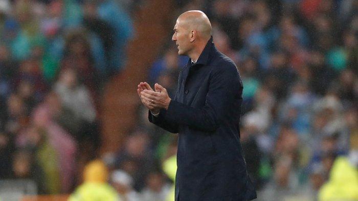 Real Madrid Kalahkan Barcelona, Zinedine Zidane: Kami Pantas Menang, Tapi Masih Banyak Laga Sulit