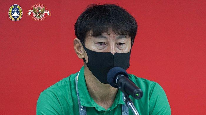 Timnas Indonesia Menang vs Taiwan, Shin Tae-yong Belum Puas Soal Penyelesaian Akhir