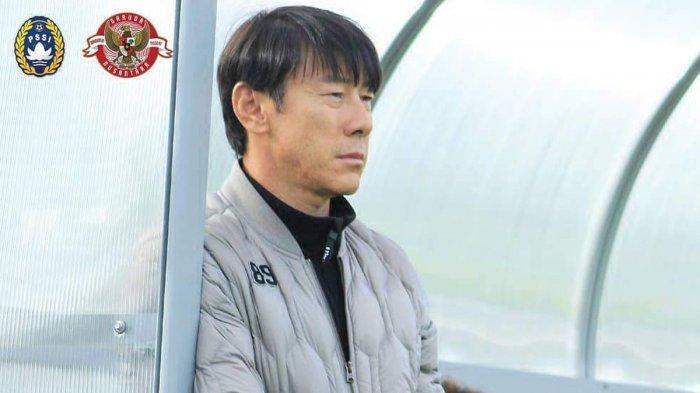 Pelatih Timnas Indonesia Shin tae-Yong butuh kompetisi untuk memantau pemain jelang Piala Dunia U20 di Indonesia