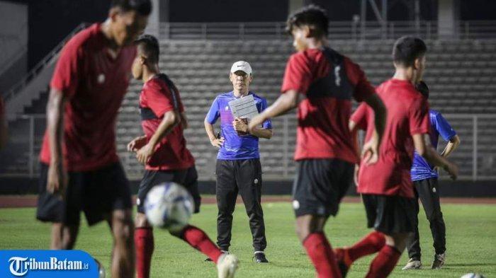 36 Pemain Dipanggil Pelatih Shin Tae-Yong untuk Timnas Indonesia U22, Termasuk Miftahul Hamdi
