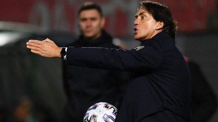 Timnas Italia Catat 25 Pertandingan Tak Terkalahkan, Roberto Mancini: Saya Harap Bisa Samai Lippi