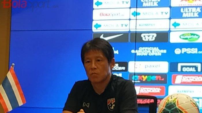 Tak Bisa Kalahkan Timnas Indonesia, Pelatih Thailand Akira Nishino Minta Maaf