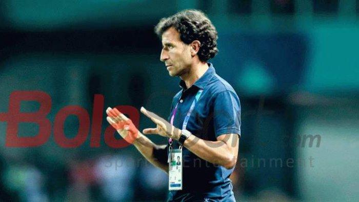 Kode Keras! Luis Milla Bersedia Kembali Latih Timnas Indonesia. Apa yang Ditunggu PSSI?