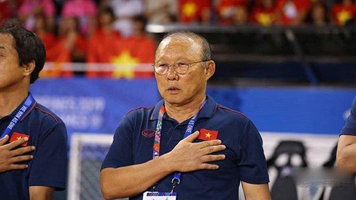 Timnas Indonesia vs Vietnam, Park Hang-seo Siapkan Taktik Khusus Hadapi Shin Tae-yong