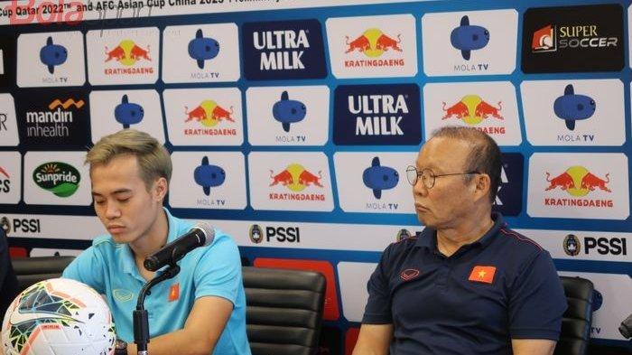 Komentar Pelatih Vietnam Jelang Melawan Timnas Indonesia: Tak Penting Cetak Banyak Gol