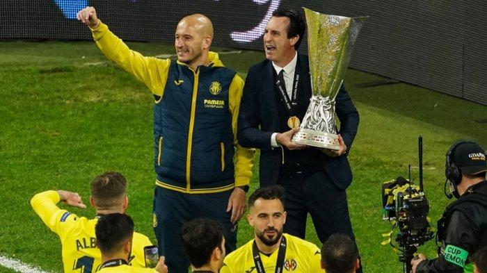 Villarreal Juara Liga Europa 2020-2021, Unai Emery: Penalti Bukan Lotre. Pemain Kami Luar Biasa