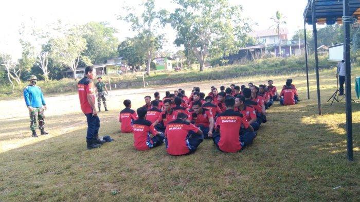 Bidang Damkar Satpol PP Anambas Latih Relawan Damkar, Cegah Kebakaran Sejak Dini