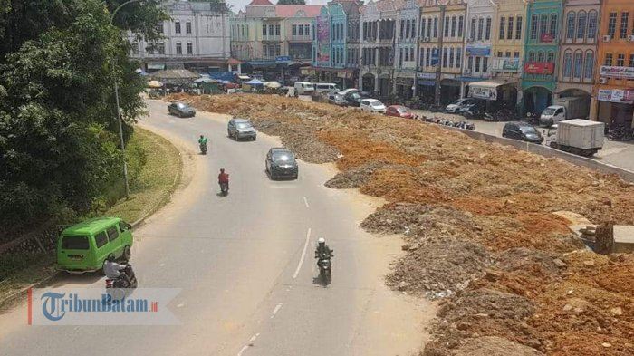 Good News! End of This Year, 7 Roads in Batam Will Get Expansion, Check the Location