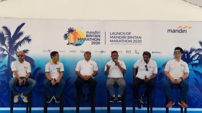 Tahun 2019 Wisatawan Melonjak ke Bintan, Mandiri Bintan Marathon 2020 Berpotensi Cetak Sejarah