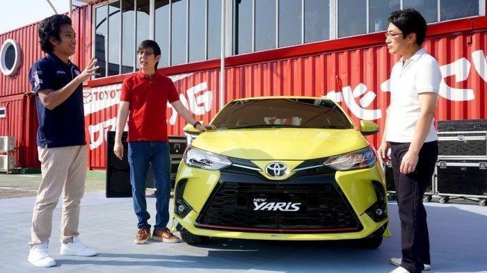 Resmi Diluncurkan, Yaris Facelift Dibanderol Harga Mulai dari Rp 263,4 Jutaan