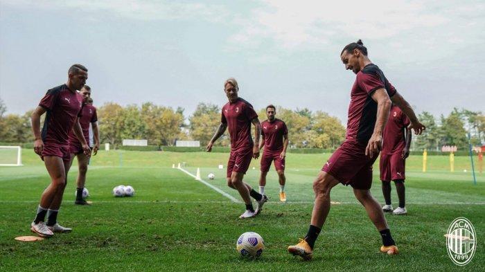 UPDATE Transfer AC Milan - Setelah Dapatkan Sandro Tonali, AC Milan Ingin Dapatkan 3 Pemain Ini