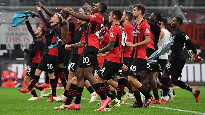 Hasil, Klasemen, Top Skor Liga Italia Setelah Juventus Menang, AC Milan Menang