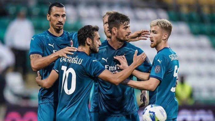 4 Pemain Bertahan Incaran AC Milan Demi Wujudkan M