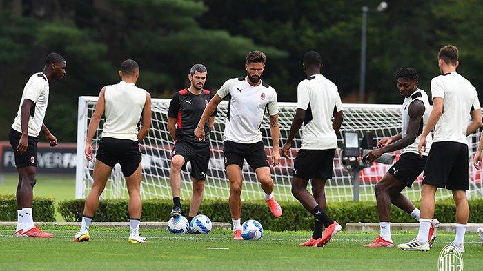 Prediksi Susunan Pemain AC Milan vs Venezia, Kjaer, Ibrahimovic, Giroud Absen Bela Rossoneri