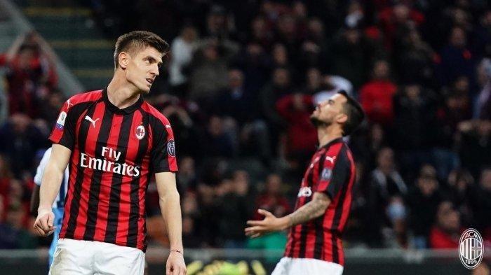 Prediksi Susunan Pemain AC Milan vs Lazio Liga Italia 2019, Suso Absen, Ciro Immobile jadi Andalan