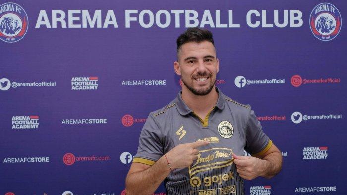 Jonathan Bauman Tak Terima Dicap Penghianat Karena Pindah ke Arema FC; Saya Masih Mencintai Bobotoh