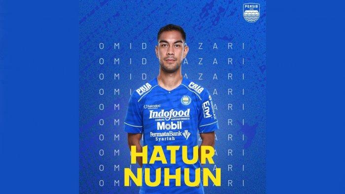 Transfer Persib Bandung, Omid Nazari Tinggalkan Maung Bandung, Teddy: Kami Sudah Minta Bertahan