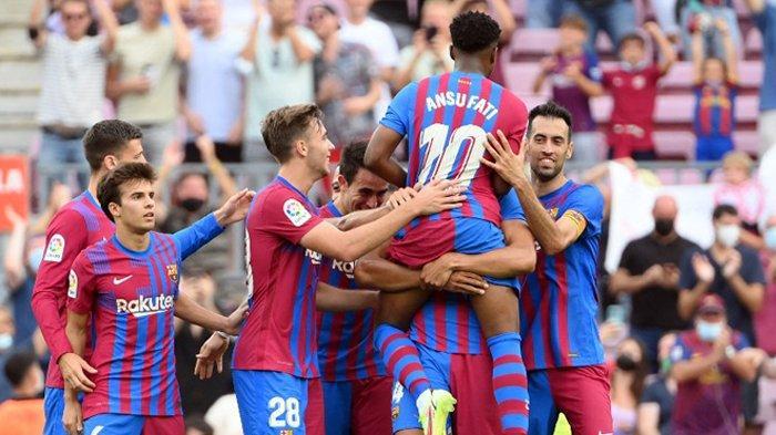 Hasil, Klasemen, Top Skor Liga Spanyol Setelah Barcelona Menang, Karim Benzema 8 Gol