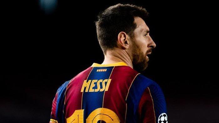 Lionel Messi Batal Gabung Lagi dengan Barcelona, Pindah ke Manchester City atau PSG?