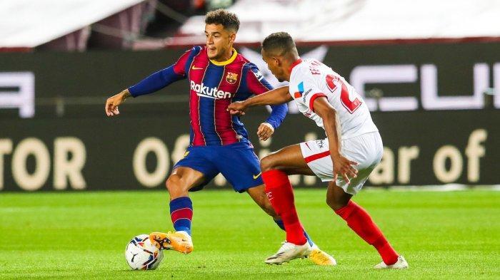 3 Link Live Streaming Getafe vs Barcelona di Liga Spanyol via TV Online Mola TV & BeIN Sports